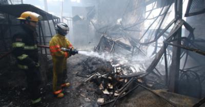 Presentarán ley de protección  para bomberos