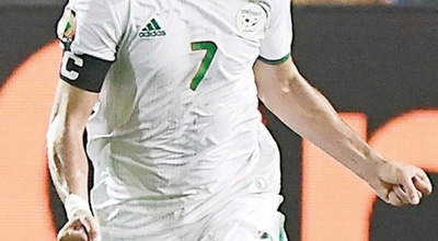 Argelia ante Senegal, la final africana