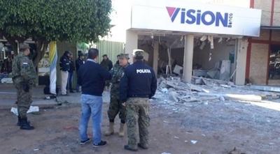 HOY / Fotógrafo que había sido herido durante asalto a banco en Liberación finalmente falleció