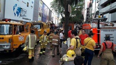 Presentarán hoy proyecto de ley de protección a bomberos