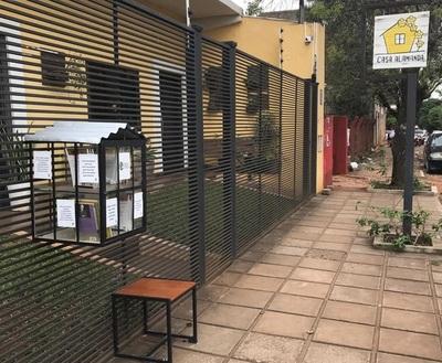 """Inauguran primera """"Biblioteca Callejera"""" en Ciudad del Este"""