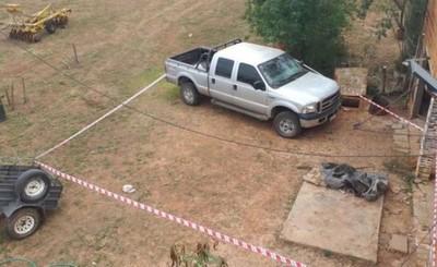 Encuentran cuatro cadáveres en una fosa en estancia chaqueña