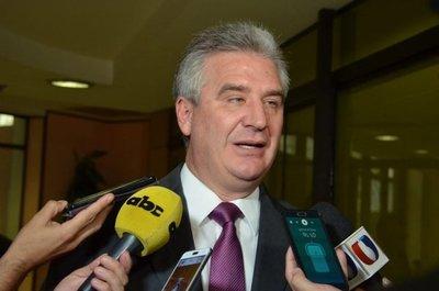 No hay motivos para que González Daher siga en prisión, dijo Bacchetta