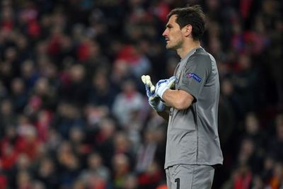 Casillas regresa al Porto