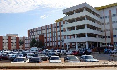 Médicos del Hospital de Clínicas en huelga por 30 días