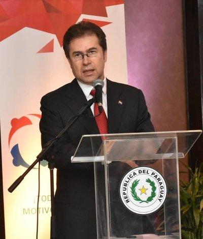 Canciller invita a inversores a confiar en Paraguay durante apertura de rueda de negocios