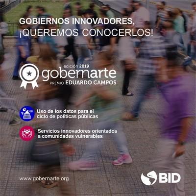 BID lanza concurso para premiar ideas para el uso de datos y servicios