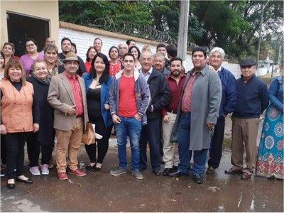 En el encierro, OGD recibió a 500 personas por su cumple