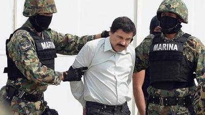 """Se acerca el día de la sentencia final para """"El Chapo"""" Guzmán"""