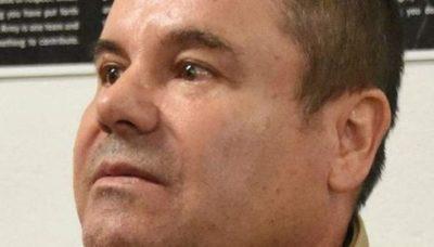 El Chapo Guzman a espera de la cadena perpetua