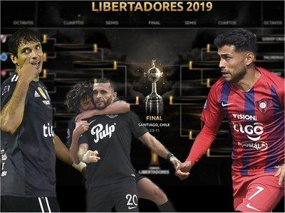Olimpia, Cerro y Libertad ganan antes de retomar la Libertadores