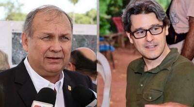 """Les unió la política, les dividió una deuda impaga, Camilo Soares sobre el intendente: """"Mario Ferreiro es tan burro"""""""