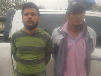 Detienen a sospechosos de cuádruple asesinato y recuperan ganado robado