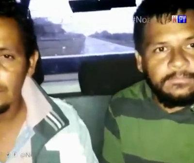 Detienen a hermanos que serían autores del múltiple crimen en el Chaco