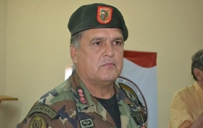 Caso Detave: Ratifican prisión para General Benítez