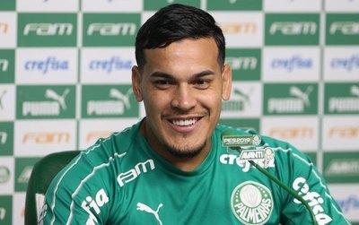 Palmeiras recibió una millonaria oferta por Gómez
