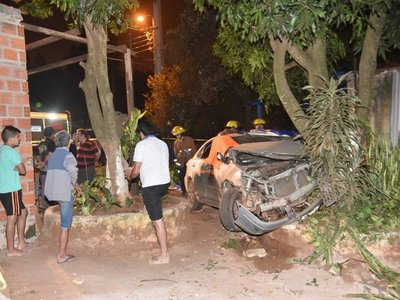 Accidente deja un fallecido y otro herido en Capiatá