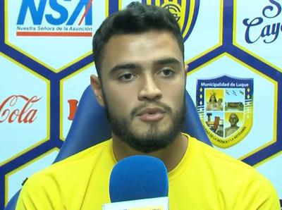Luqueño busca redimirse en Copa Paraguay