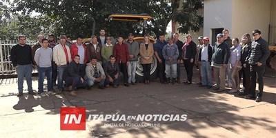 ÑEMITY BENEFICIARÁ A 250 PRODUCTORES EN SAN JUAN DEL PARANÁ.