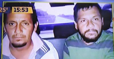Atraparon a los sospechosos de la masacre chaqueña