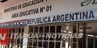 MAMÁ RECONOCIÓ A SU HIJO HURTANDO  Y LO DENUNCIÓ A LA POLICÍA