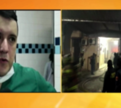 Recluso herido de 15 puñaladas en San Pedro