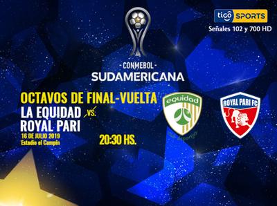 Tiempo de revanchas por la Sudamericana
