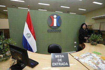 Sedeco registró 4.187 consultas, reclamos y denuncias en primer semestre del año