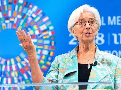 Lagarde renuncia formalmente al FMI a partir del 12 de septiembre