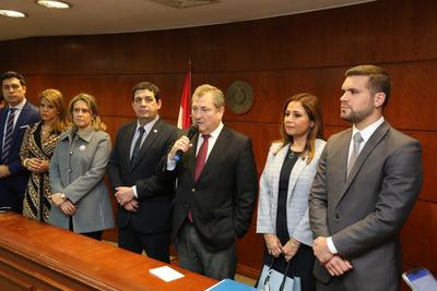 Comisión Nacional consensúa modificaciones para evitar «colapso» del sistema judicial