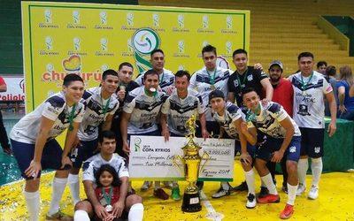 DM/A&E es campeón de la Copa Kyrios