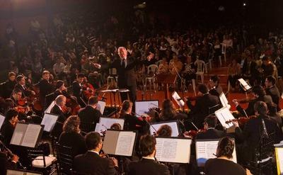 """La OSCA dará el concierto """"Cultura en los Barrios de Asunción"""""""