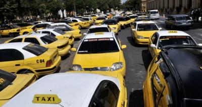 Taxistas logran llegar a un acuerdo con la intendencia de Asunción · Radio Monumental 1080 AM