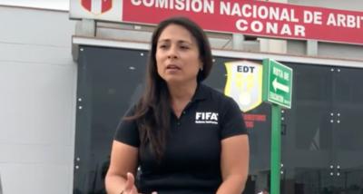HOY / La Libertadores y la apuesta a mujeres en el referato