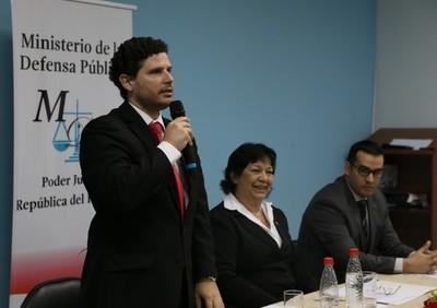 Defensores públicos y fiscales quieren participar en contienda electoral