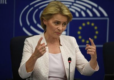 Por primera vez una mujer lidera la Comisión Europea