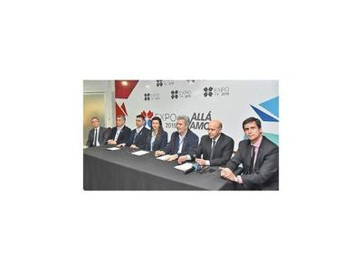 Expo Rueda dejó 190 millones de dólares en intención de negocios