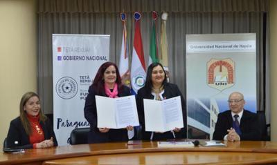 La SFP y la UNI acuerdan  implementar políticas de gestión y desarrollo de las personas