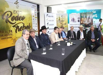 Expo Rodeo Trébol moverá unos US$ 7 millones en negocios