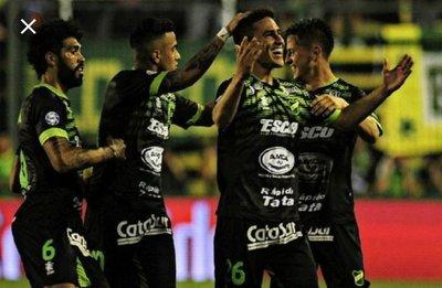 Matías Rojas es figura en el equipo ideal de la AFA
