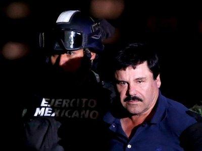 Chapo Guzmán es condenado a cadena perpetua