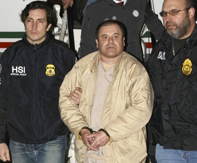 """""""El Chapo"""" Guzmán es condenado a cadena perpetua y 30 años adicionales en Estados Unidos"""