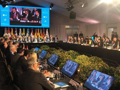 Presidente Abdo insta a que Mercosur avance hacia modelos de integración «más allá del libre comercio»