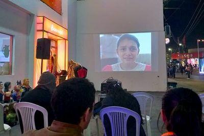 Cortos del cineasta paraguayo ganador de Festival Oberá de Argentina, en la Expo