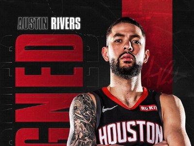 Rockets renuevan contratos a Rivers y House Jr.