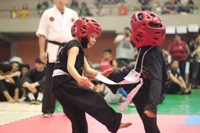 Competencia Internacional de Artes Marciales se realizó en CDE
