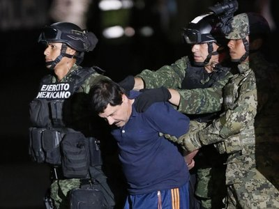"""El Chapo tilda a EEUU de país """"corrupto"""" y apelará sentencia"""
