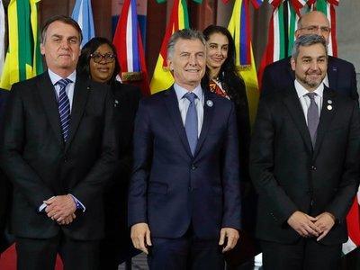 """Brasil asume el Mercosur y pide """"más acción"""" y """"menos discursos"""""""
