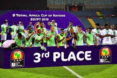 Nigeria logra el bronce