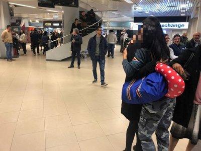 Rescatan a una menor que fue llevada de viaje y no regresó
